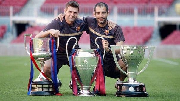 Tito and Pep
