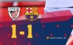 Матч в записи Атлетик - Барселона