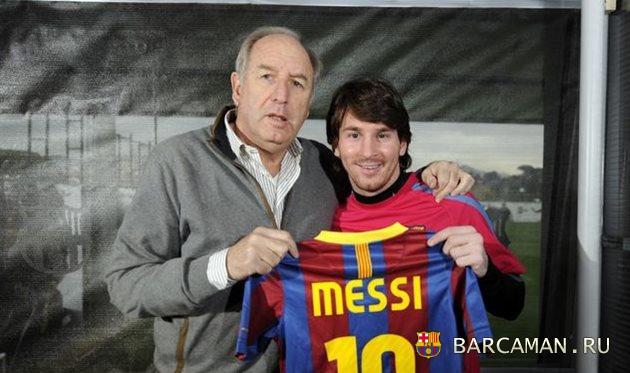 """""""Men unga qaramoqchi emasman, u hali 13 yosh"""". Reshak Messi haqida"""